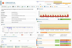 Установка Observium на Debian 9 - Ubuntu Мониторинг Сети