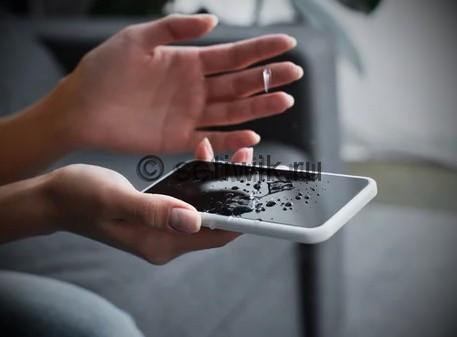 Что делать, если смартфон не включается