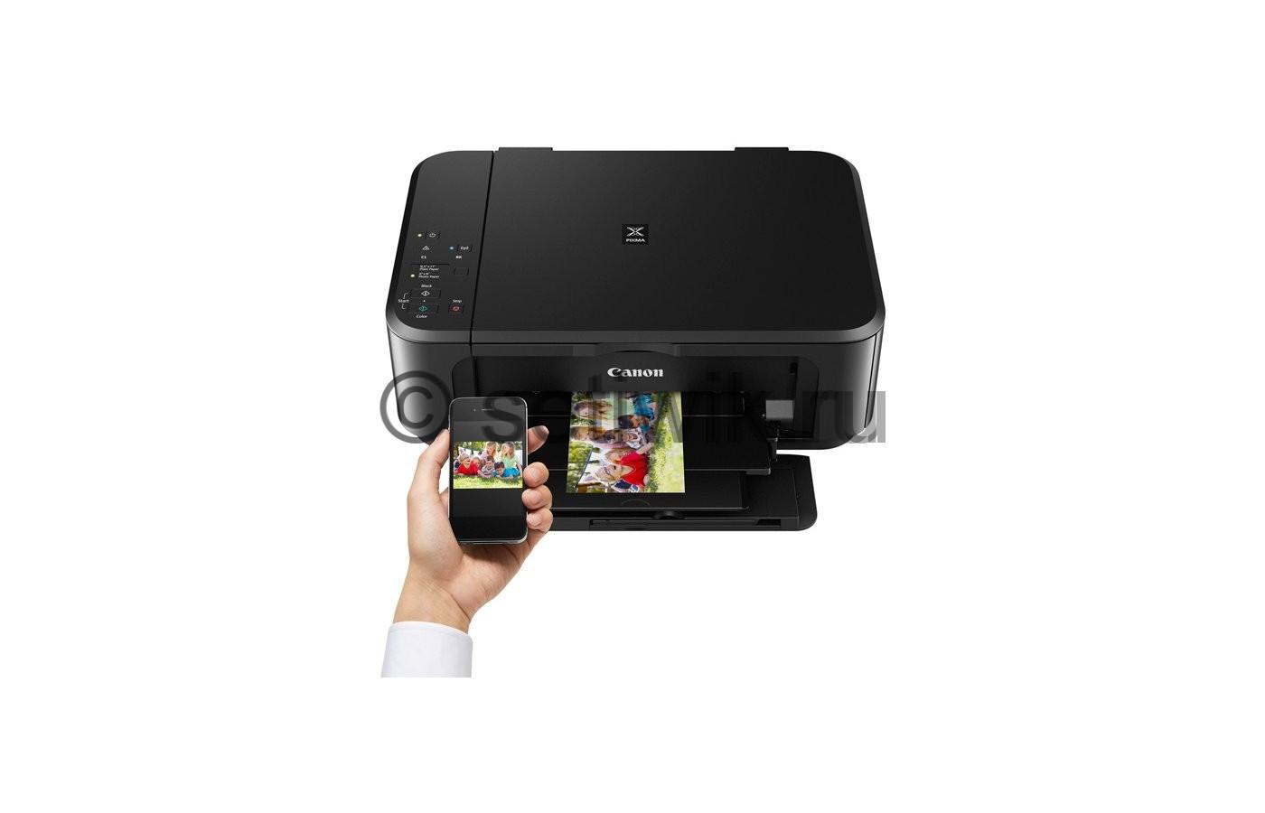 Печать с телефона на принтер
