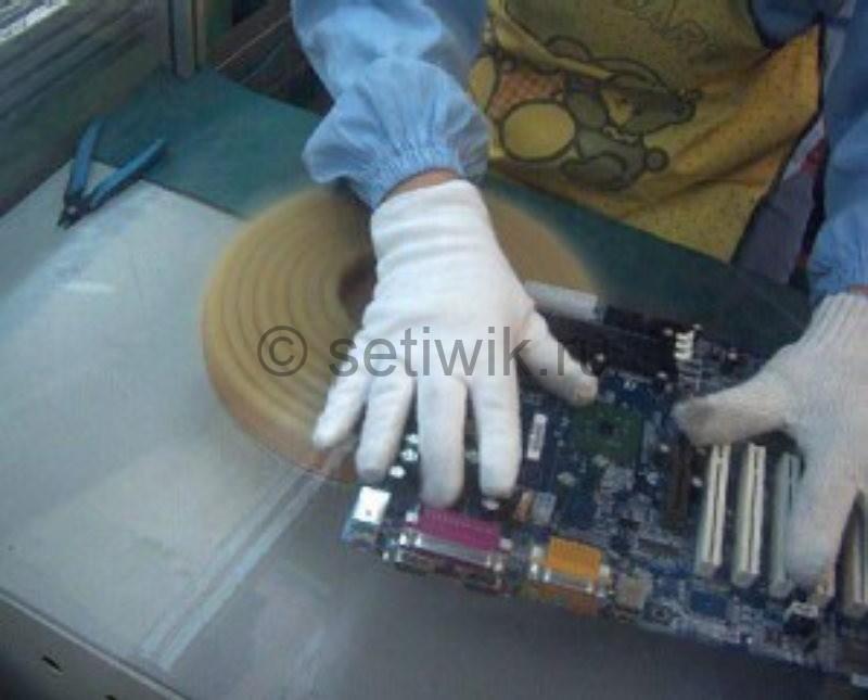 Замена конденсатора это простой ремонт