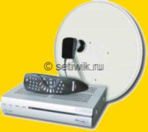 Как самостоятельно установить Триколор ТВ