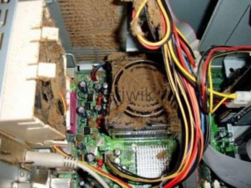 Техника безопасности при ремонте компьютера