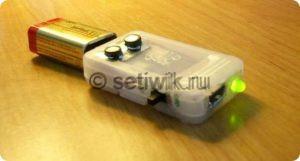 Готовое Портативное зарядное USB устройство