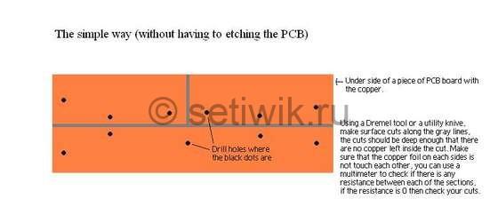 монтажная печатная плата для usb устройства