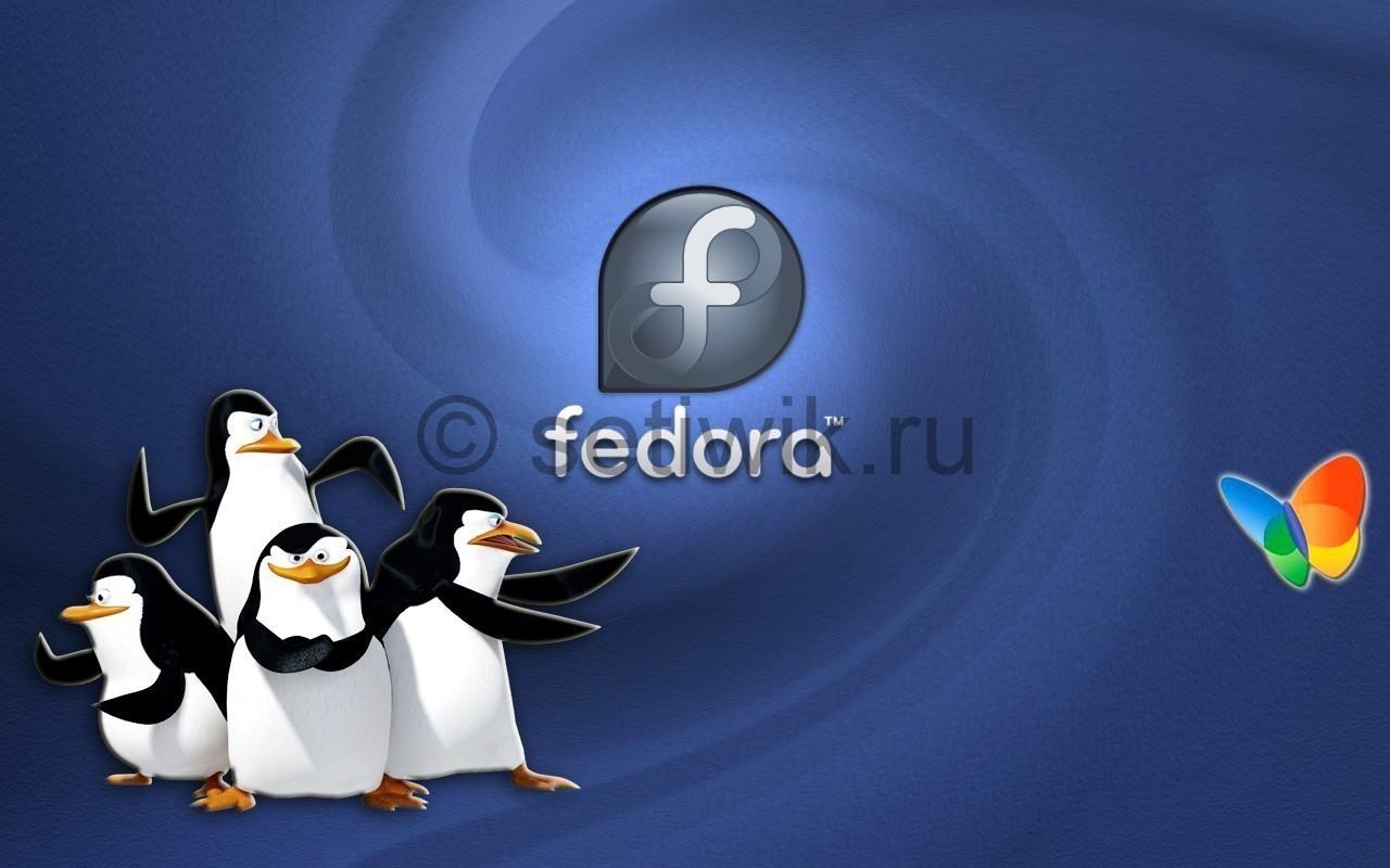 Включить SSH на Fedora