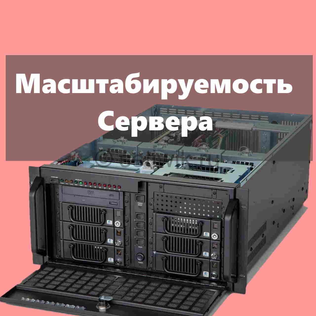 Масштабируемость сервера