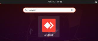 Как установить AnyDesk на Ubuntu 20.04