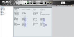Как настроить IP адрес коммутатора DES-3200 С1 через консольный интерфейс и как начать настраивать DES-3200 С1 через WEB интерфейс?