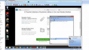 DameWare Mini Remote Control помощь системному администратору.
